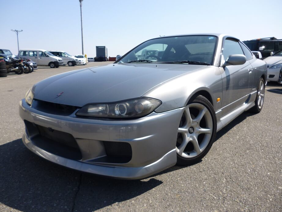 Nissan Silvia S15 Spec-R Front