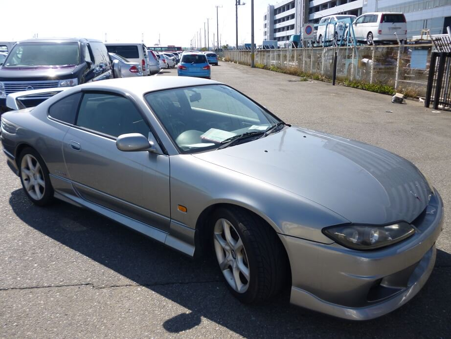 Nissan Silvia S15 Spec R Front