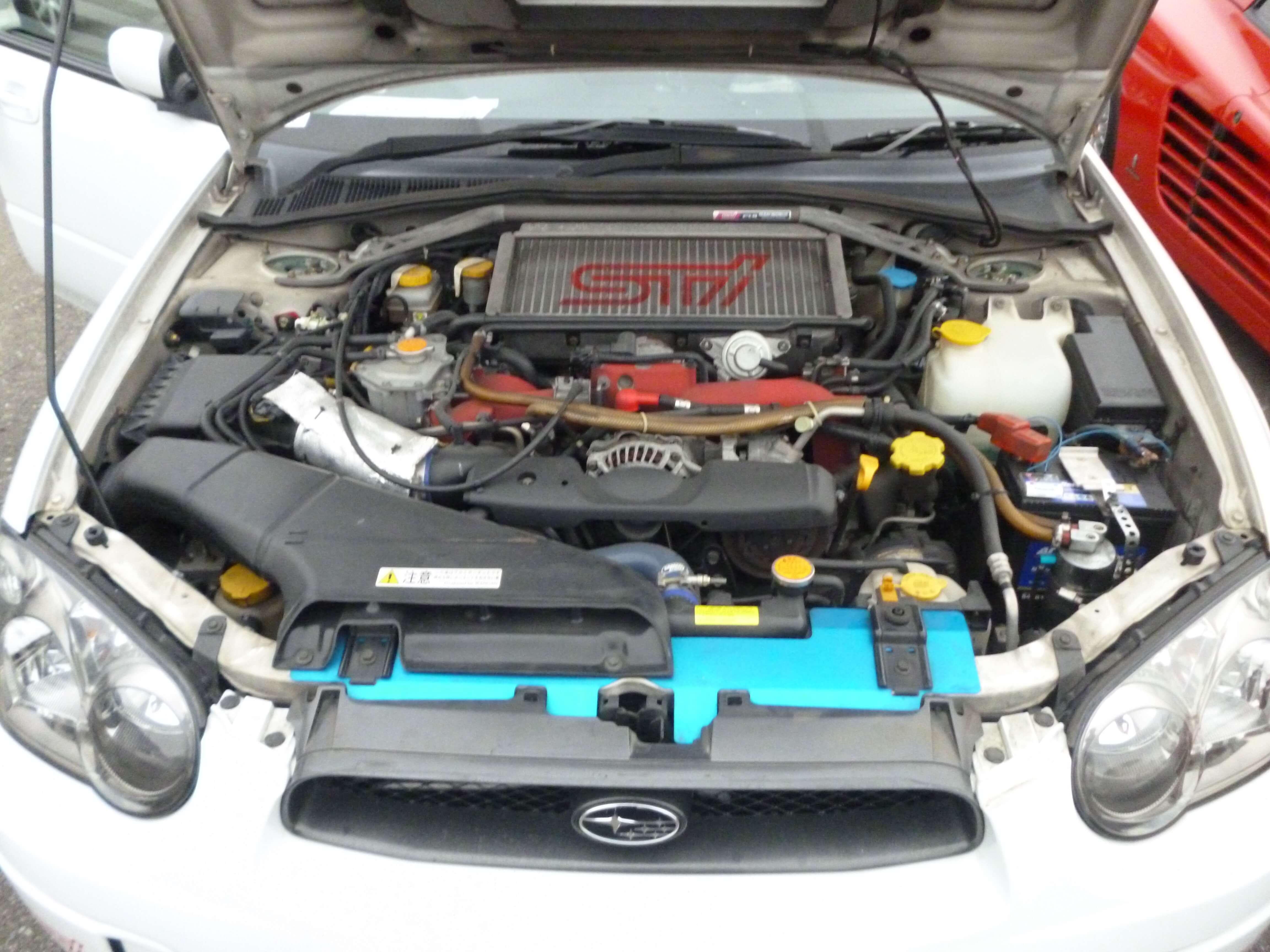 Subaru Impreza STI WRX Motor