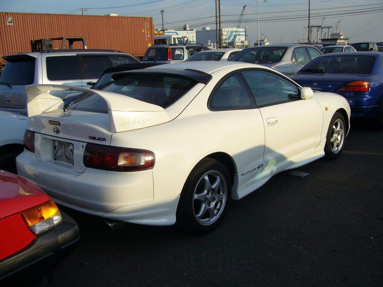 toyota celica gt four heck   jp-importcars