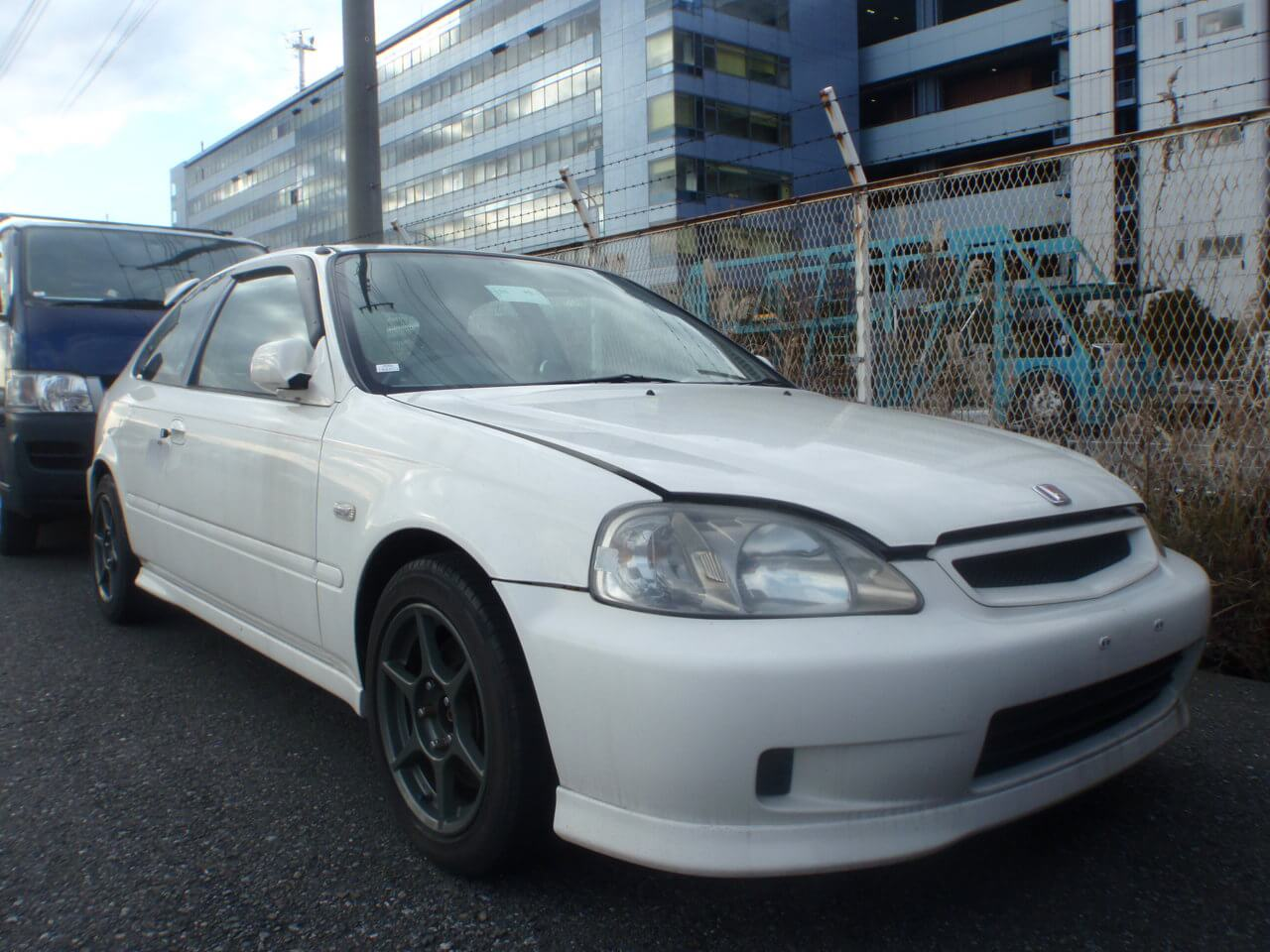 Honda Civic EK9  Type R Front