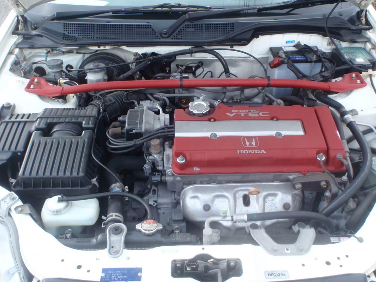 Honda Civic EK9 Motor B16a