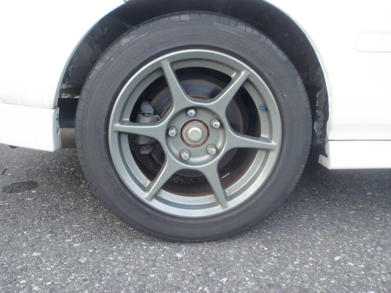 Honda Civic EK9 Felge