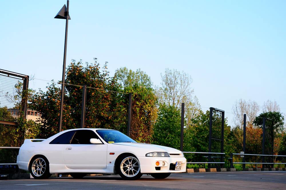 nissan skyline r33 GT-st jp-importcars