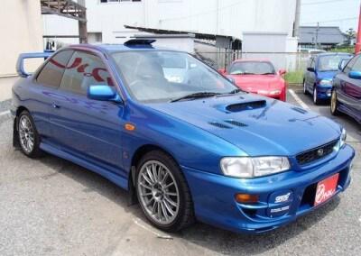 Subaru Imprexa WRX STI