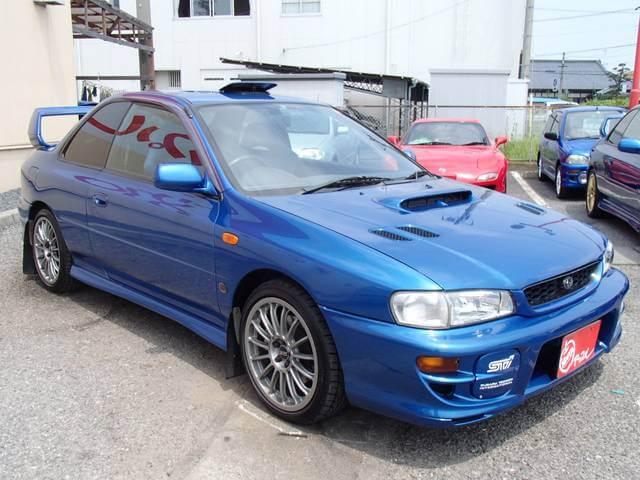 Subaru Impreza STI WRX LINITED Front