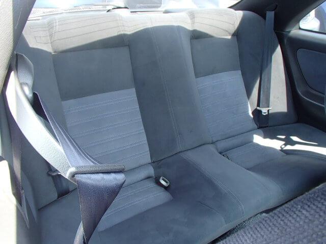 Nissan Skyline R33 GTR Rücksitzbank